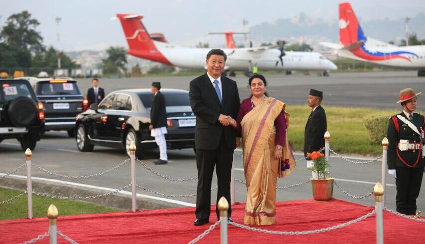 नेपाललाई भूपरिबेष्ठितबाट भूजडित देश बनाउन सहयोग गर्ने चिनियाँ राष्ट्रपतिको घोषणा (सम्वोधनको पूर्ण पाठ)
